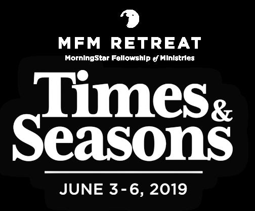 2019 MFM Retreat